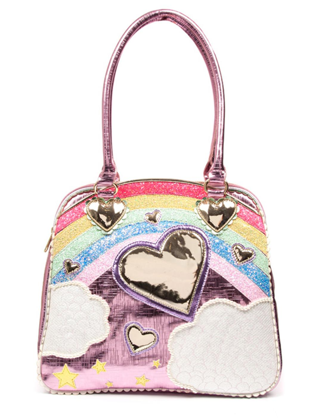 Over The Rainbow IRREGULAR CHOICE Rainbow Bag