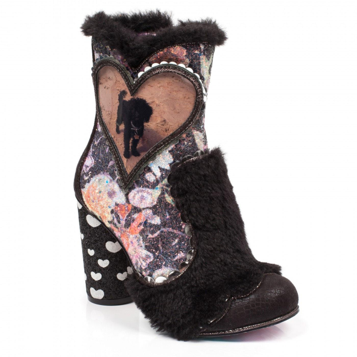 Picture Perfect IRREGULAR CHOICE Photo Frame Boots