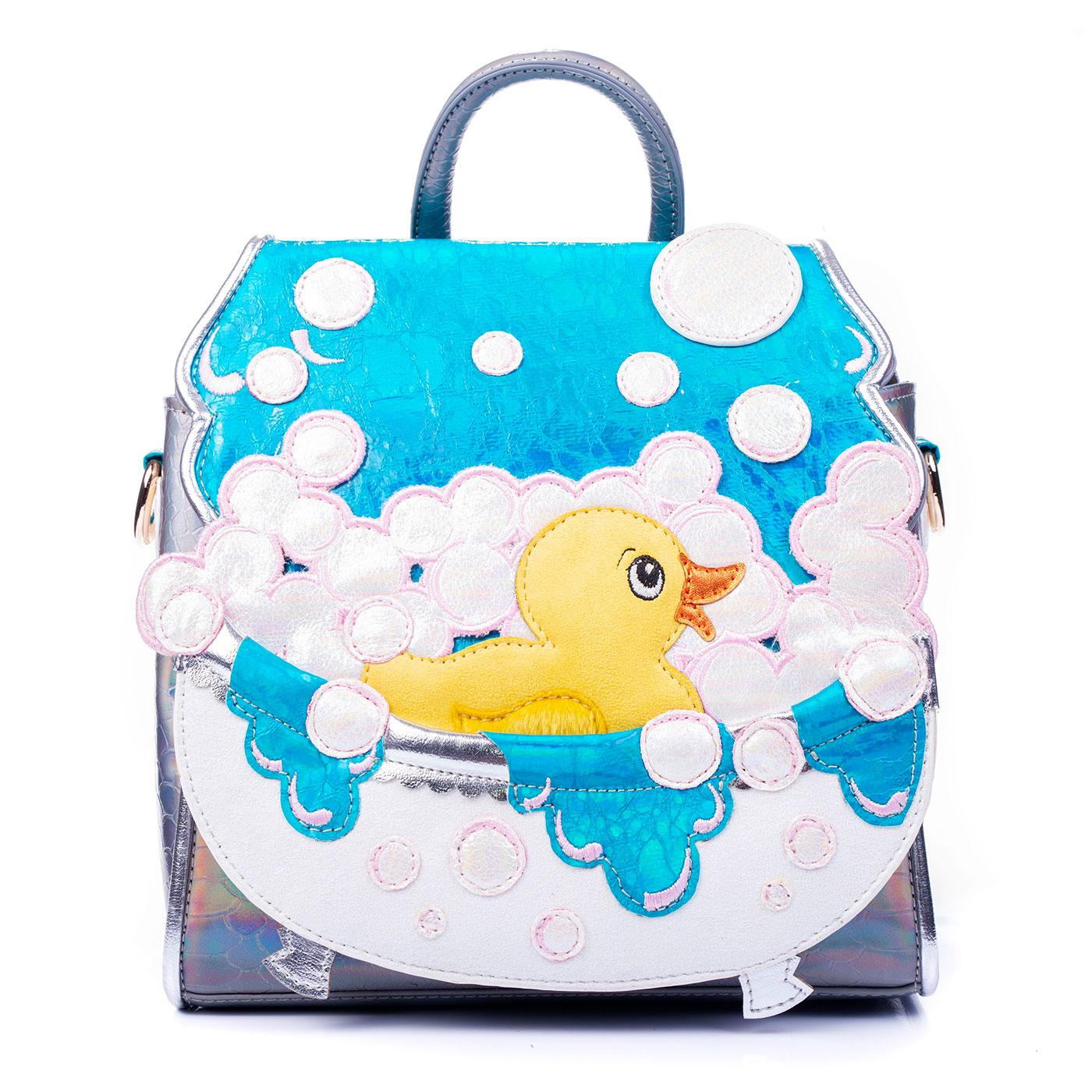 Bubble Bag IRREGULAR CHOICE Rubber Duck Bag