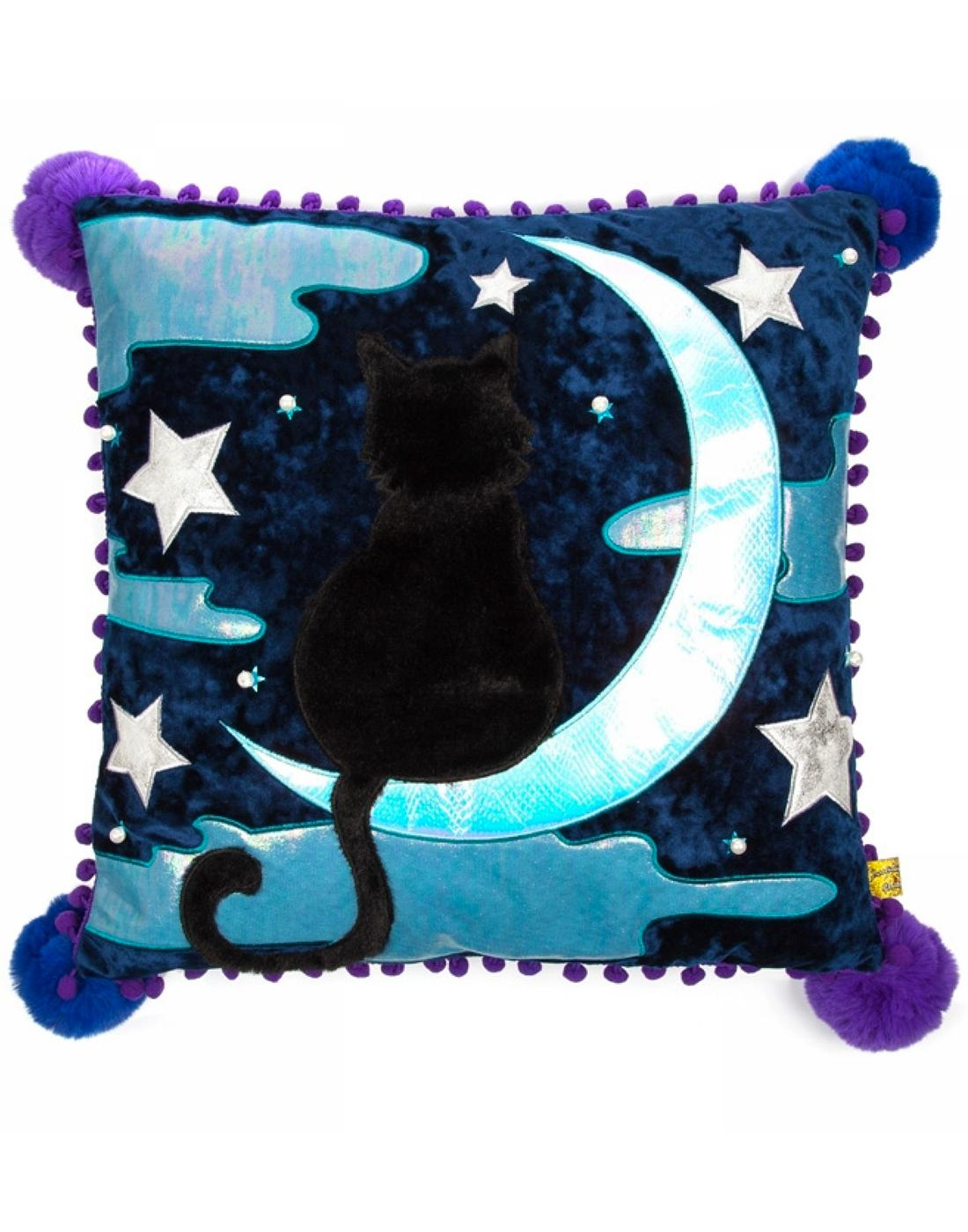 IRREGULAR CHOICE Starry Nights Cuddler Cushion