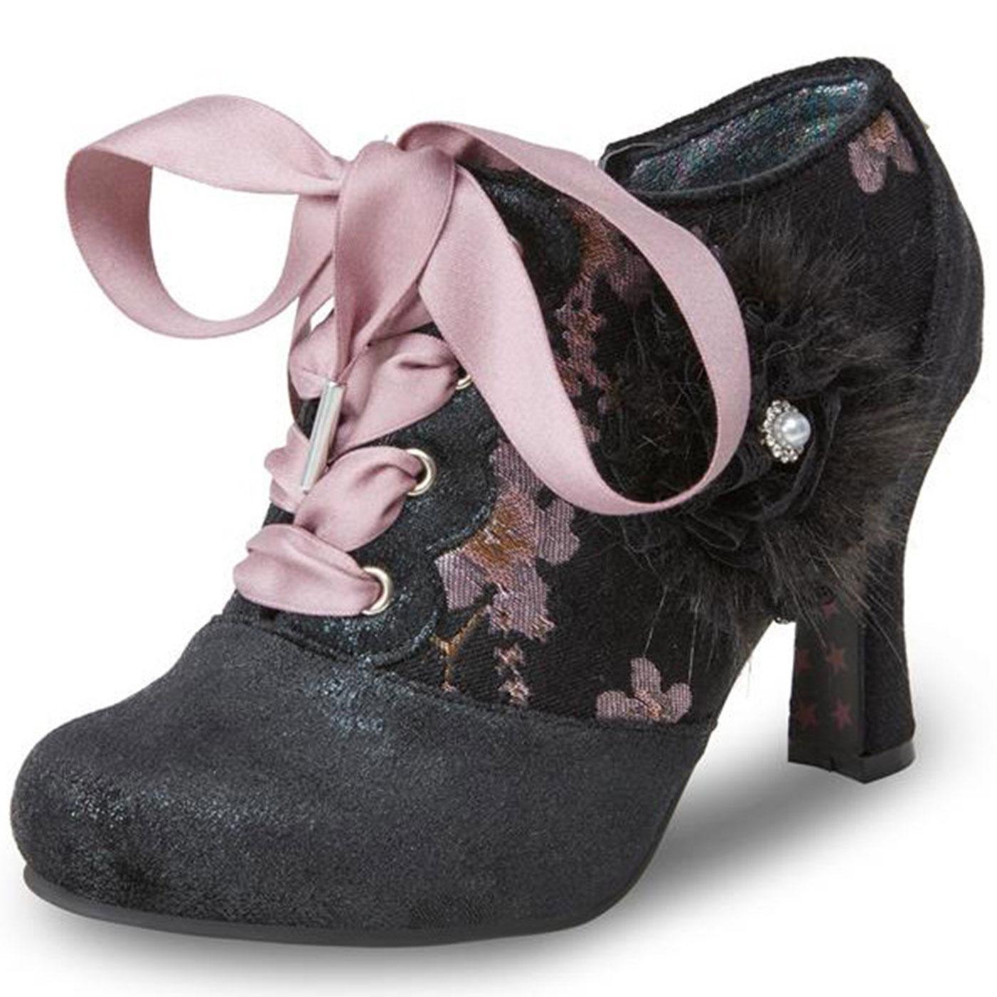 Hermoine JOE BROWNS Vintage Floral Shoe-Boots