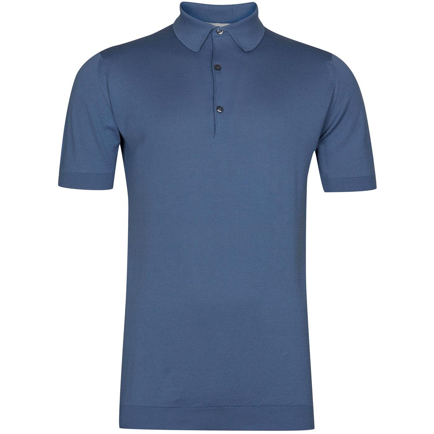 Adrian JOHN SMEDLEY Made in England Polo Top (BI)