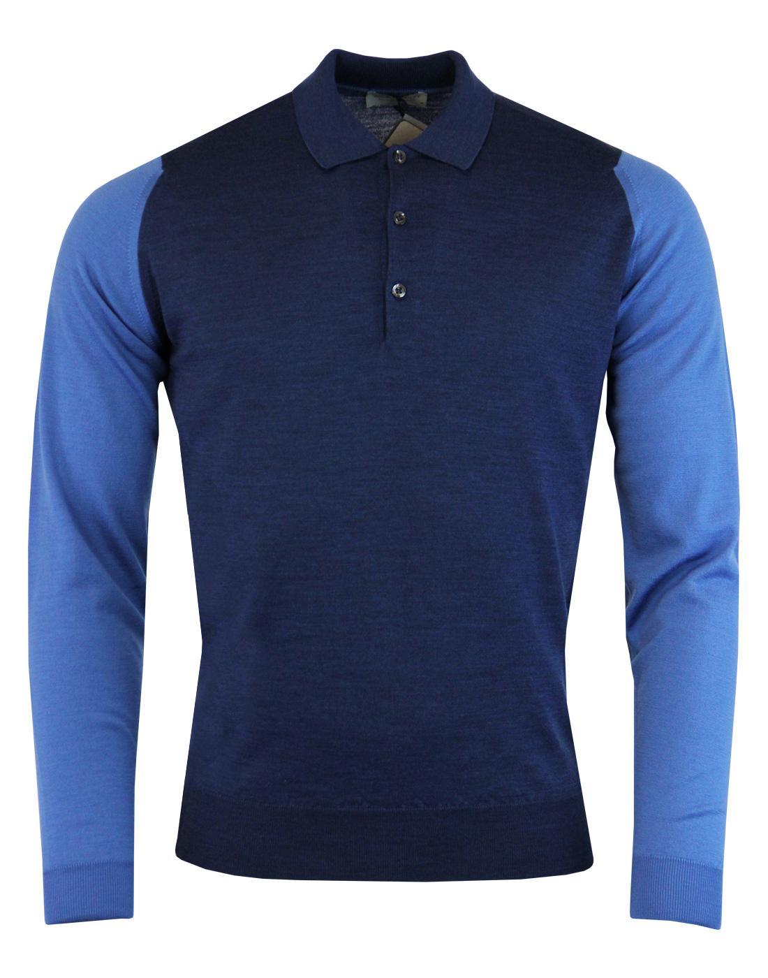 Brightgate JOHN SMEDLEY Made in England Polo Shirt