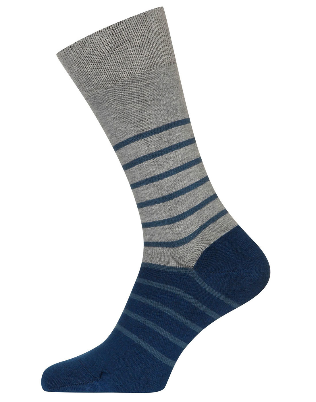 Dionysus JOHN SMEDELY Colour Block Stripe Socks I