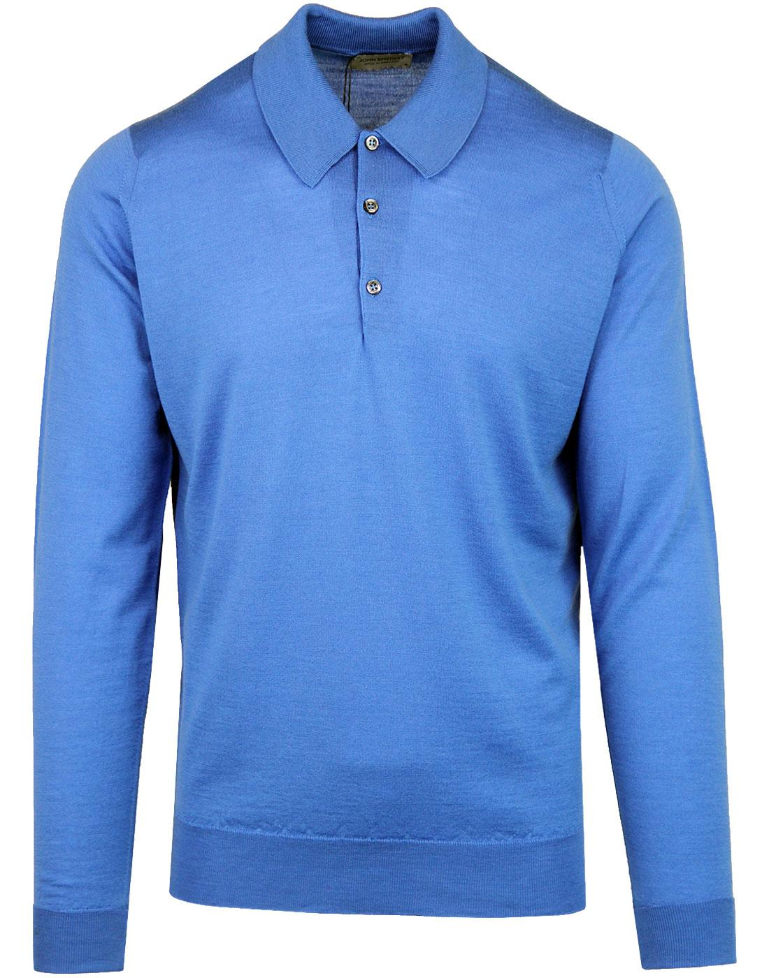 Dorset JOHN SMEDLEY Made in England Polo Shirt
