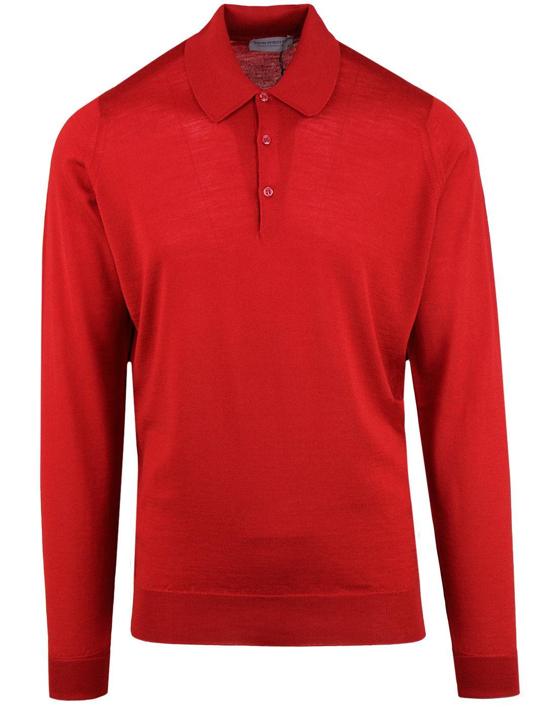 Dorset JOHN SMEDLEY Made in England Polo Shirt DR