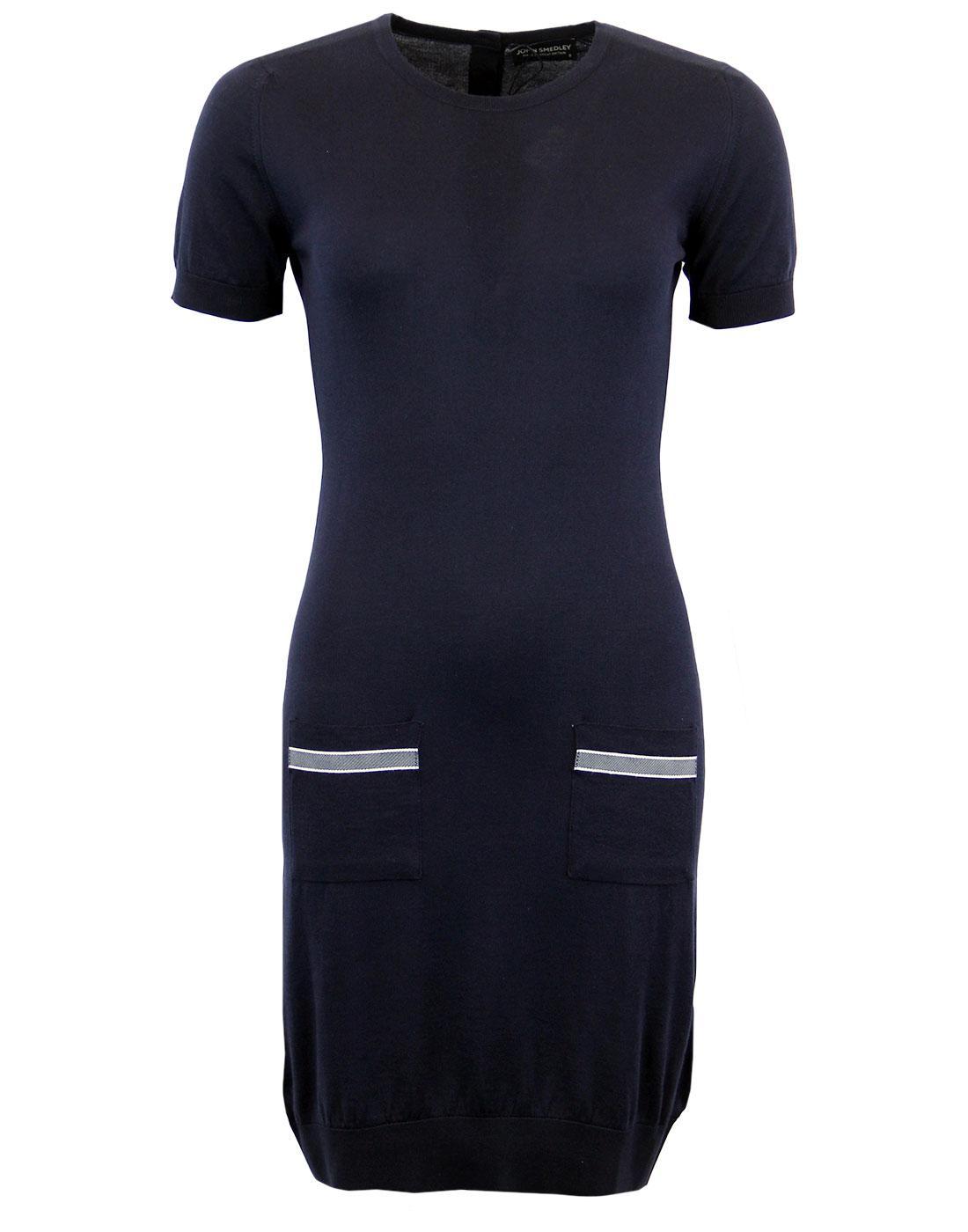 Isobella JOHN SMEDLEY Retro 60s Shift Dress