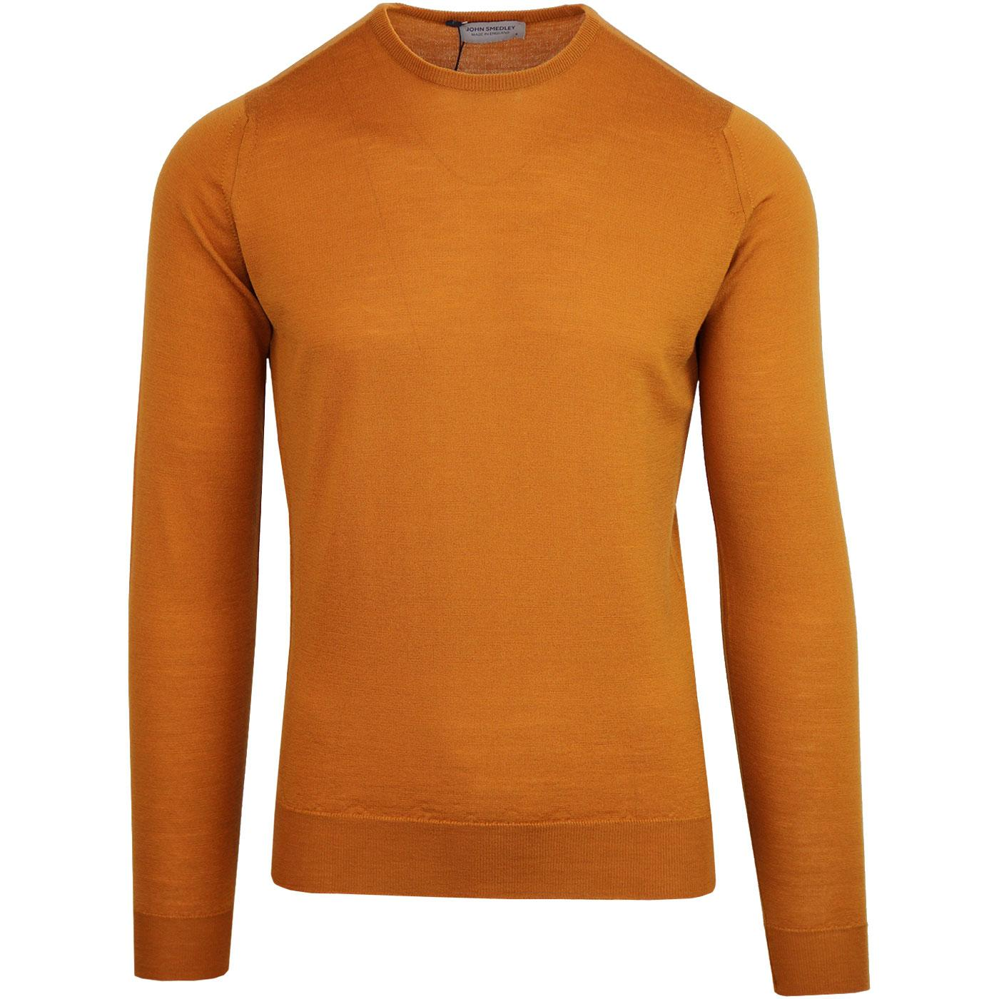Lundy JOHN SMEDLEY Made in England Jumper BRONZE