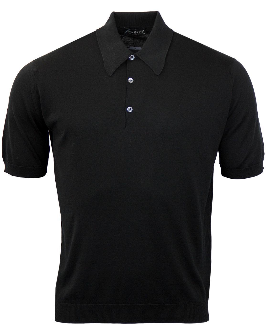 Isis JOHN SMEDLEY Classic Fit Retro Mod Polo Shirt