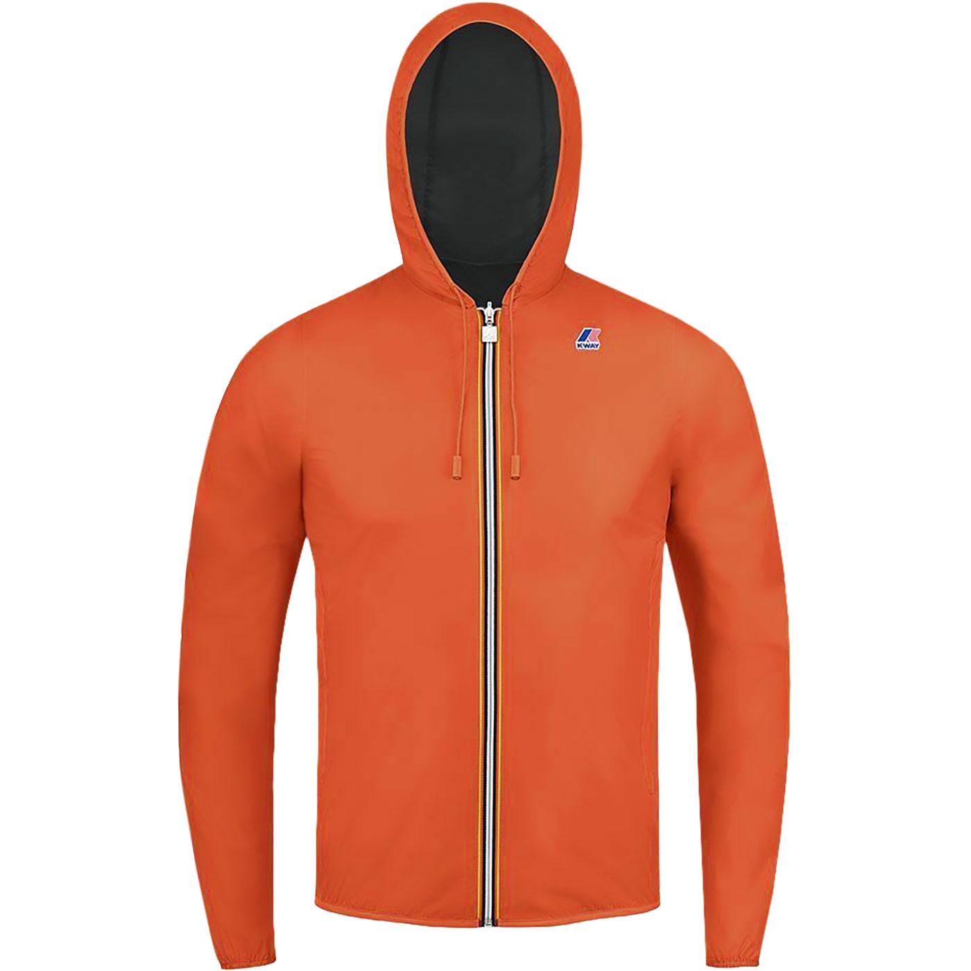 Jacques Plus K-WAY Reversible Anorak Jacket (O)