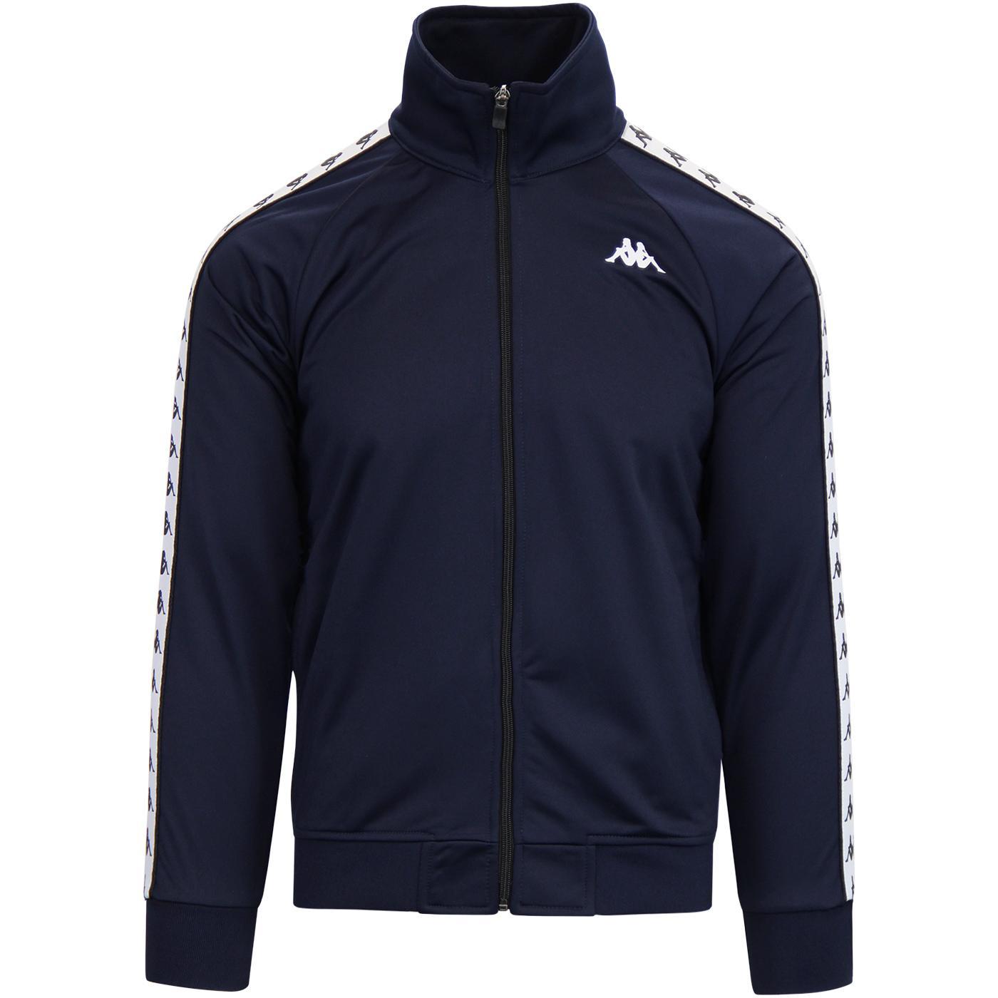 Anniston KAPPA 222 Banda Track Jacket MARINE BLUE