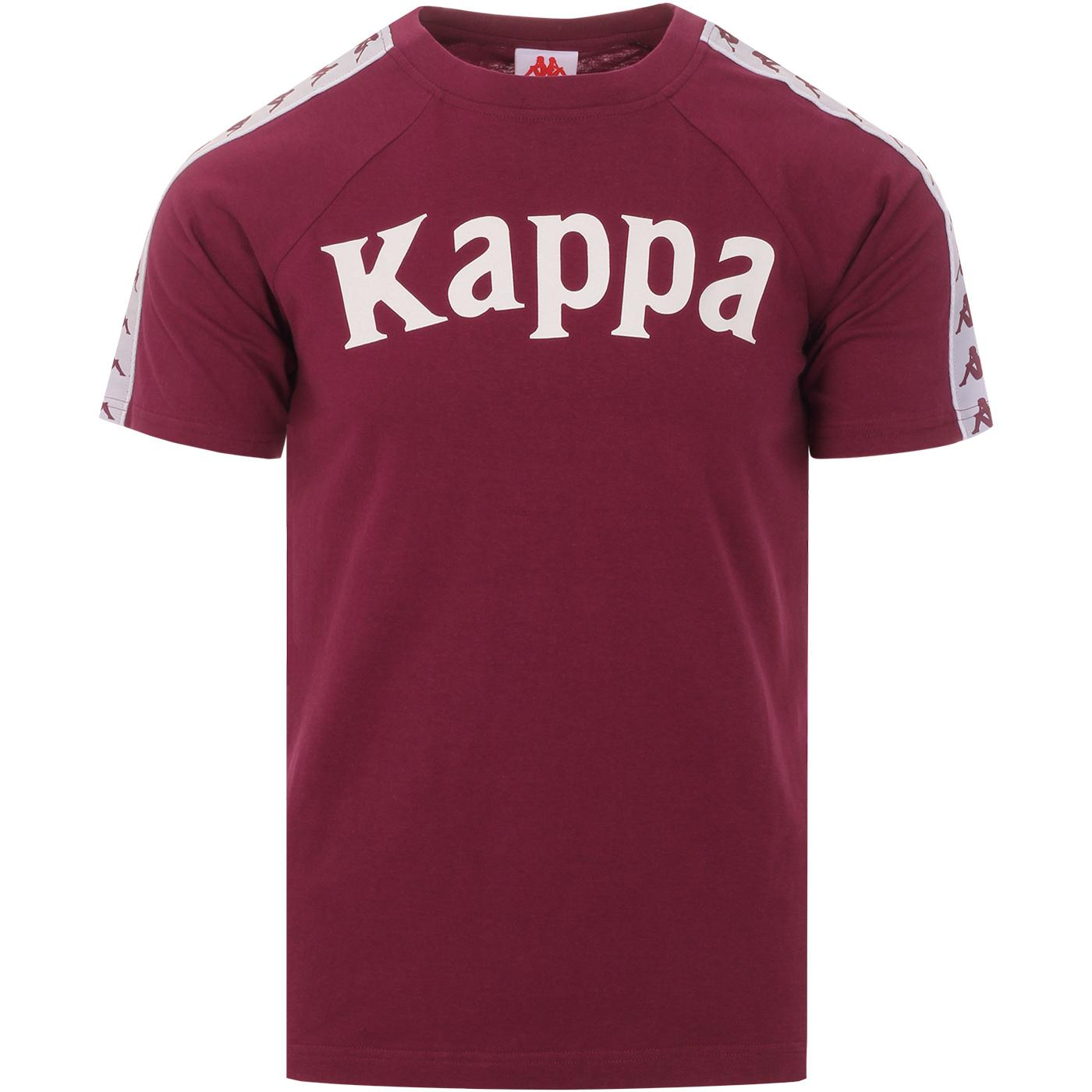 Balima KAPPA Retro 222 Banda Taped Sleeve Logo Tee