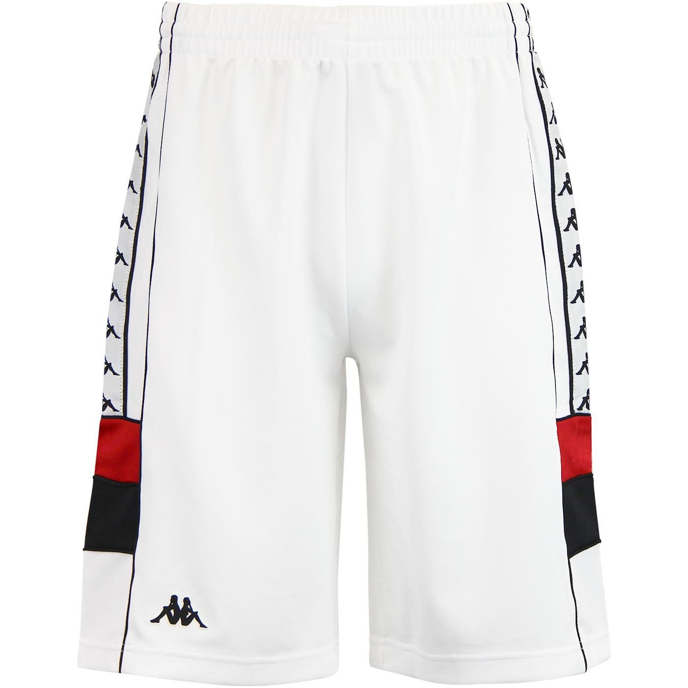 Arawa KAPPA 222 Banda Retro Colour Block Shorts W