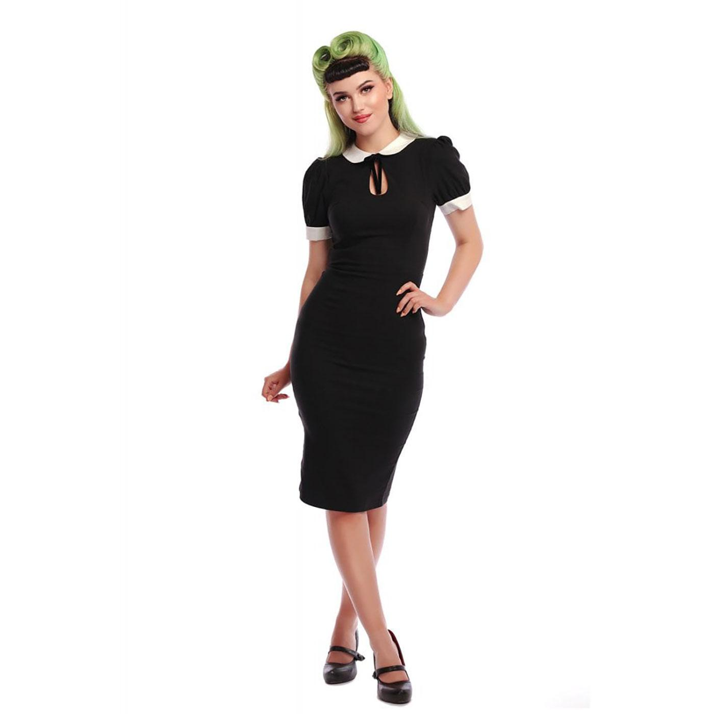 Khloe COLLECTIF Vintage 60s Pencil Dress
