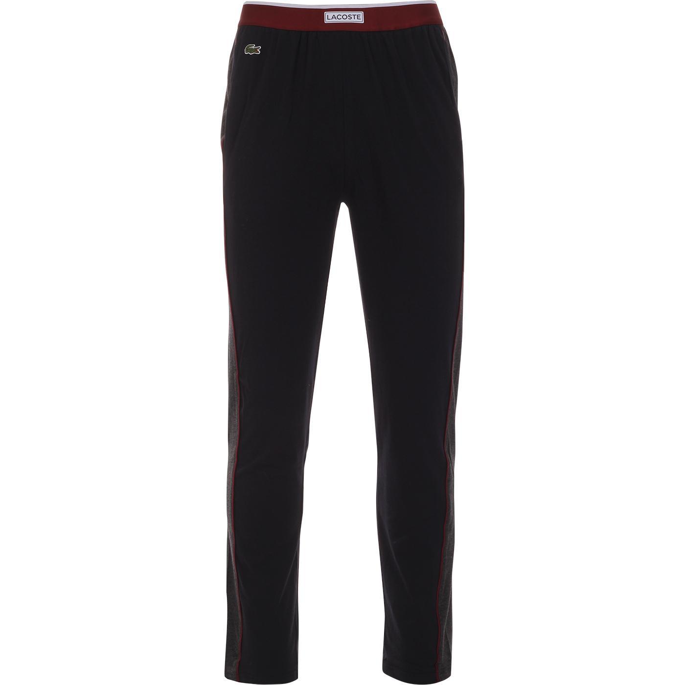 LACOSTE Retro Stripe Long Lounge Pants NB