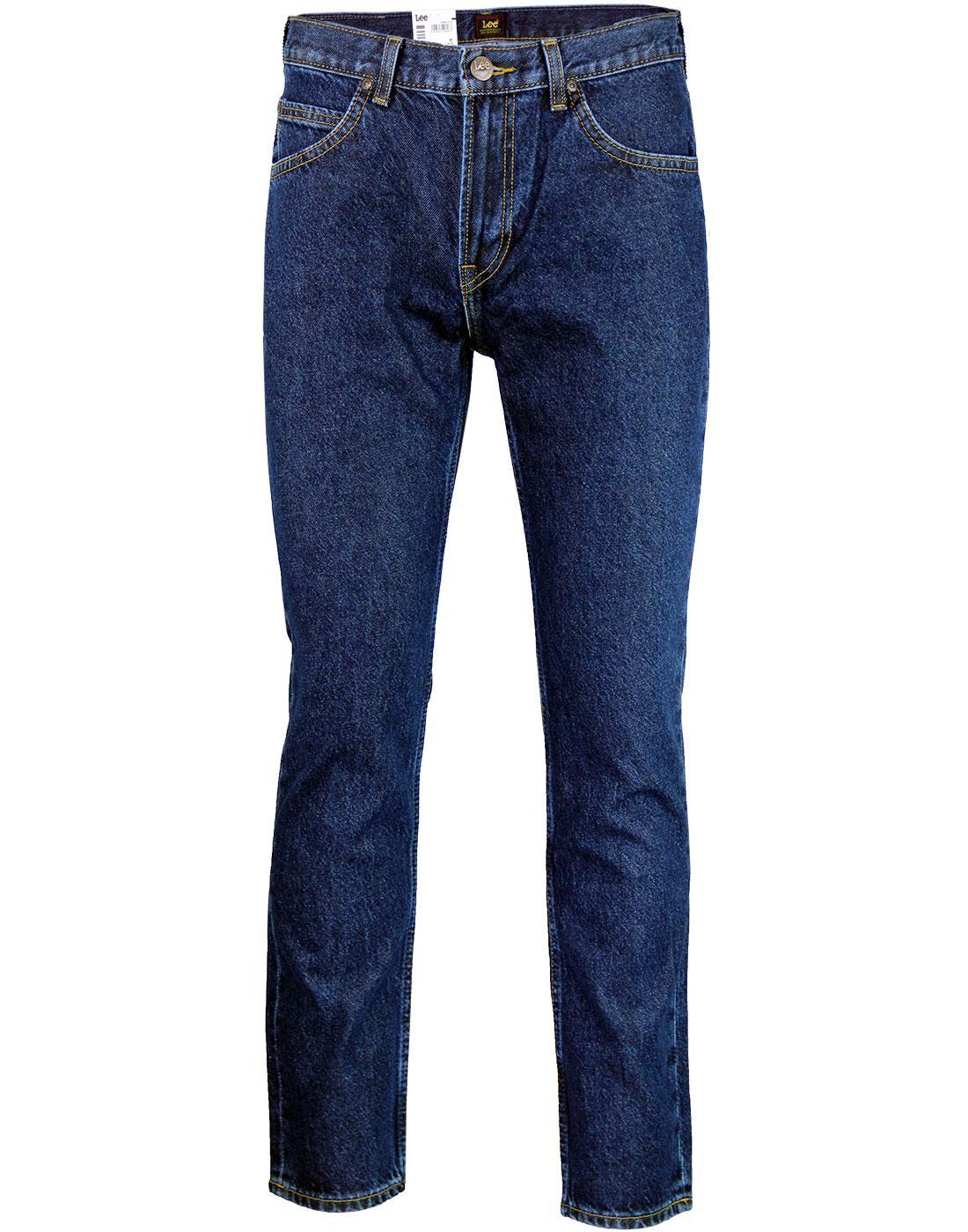90's Rider LEE Retro Dark Stonewash Denim Jeans
