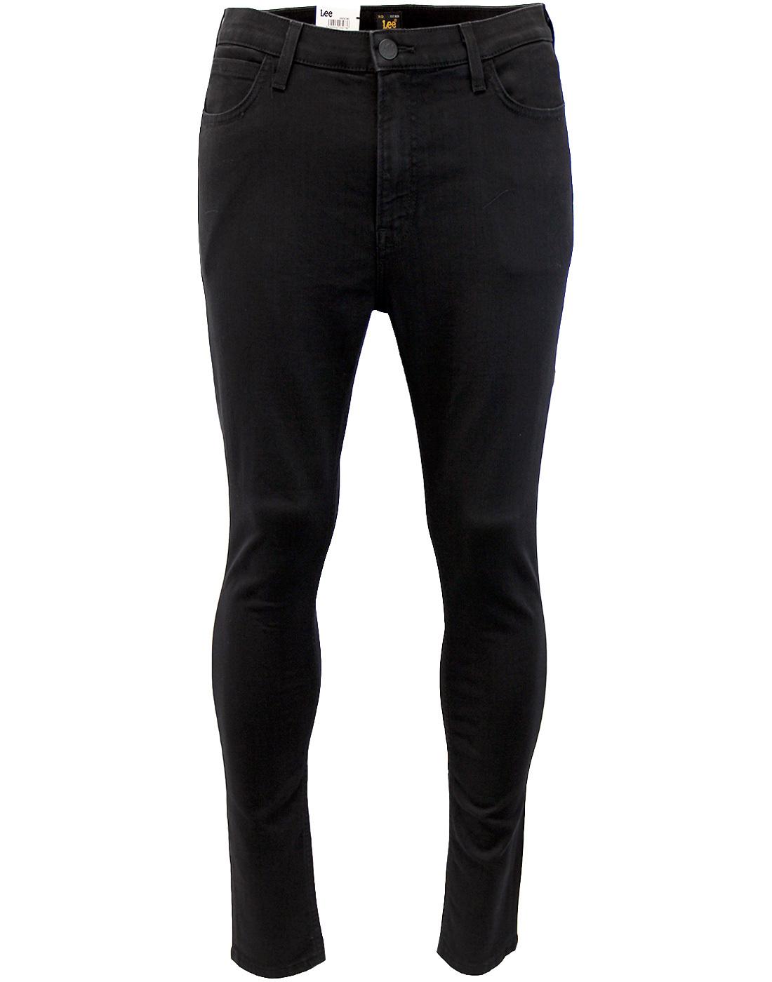 LEE Boyd Retro Indie Super Skinny Jeans BLACK
