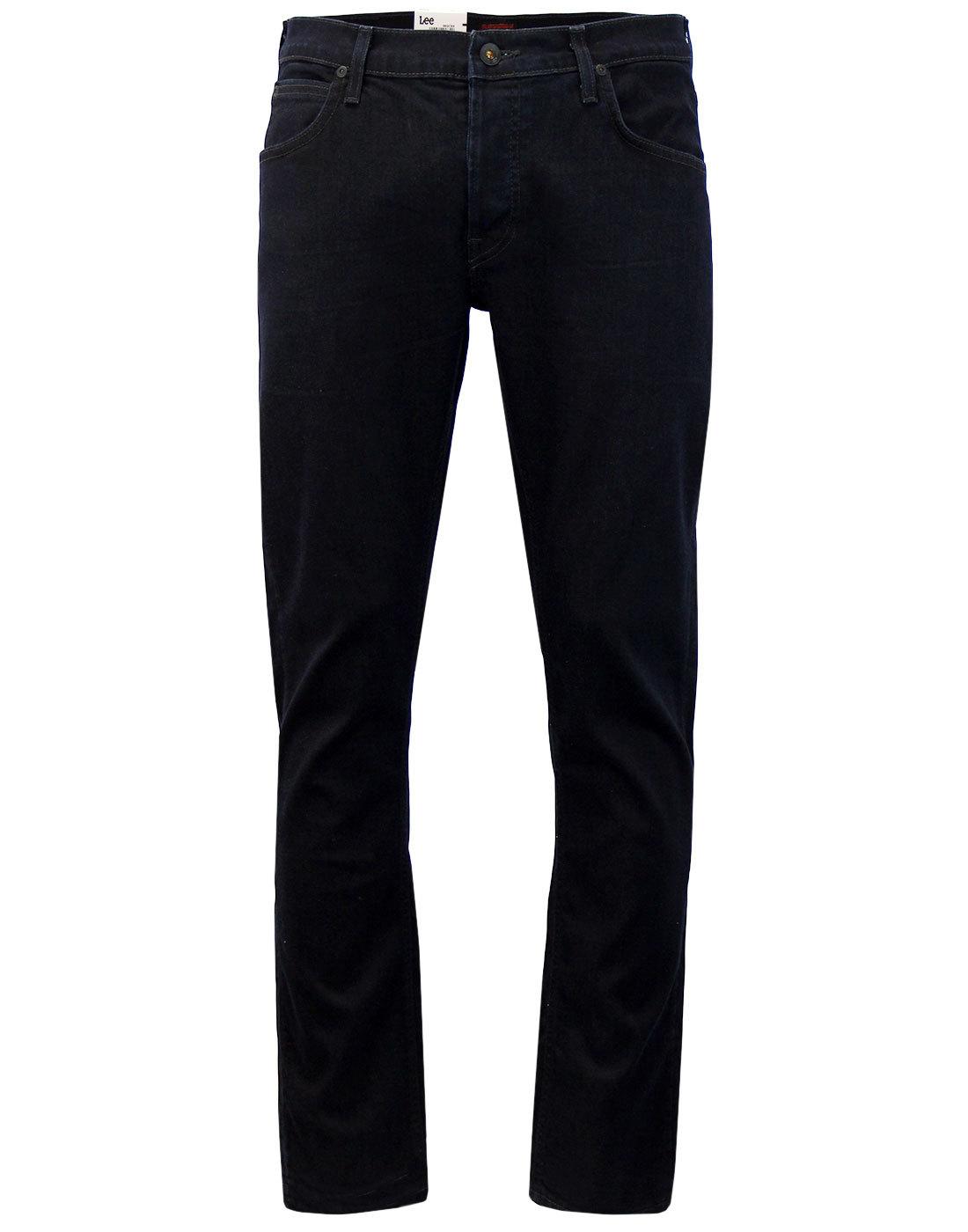 Daren LEE Mod Regular Slim Indigo Denim Jeans (DP)
