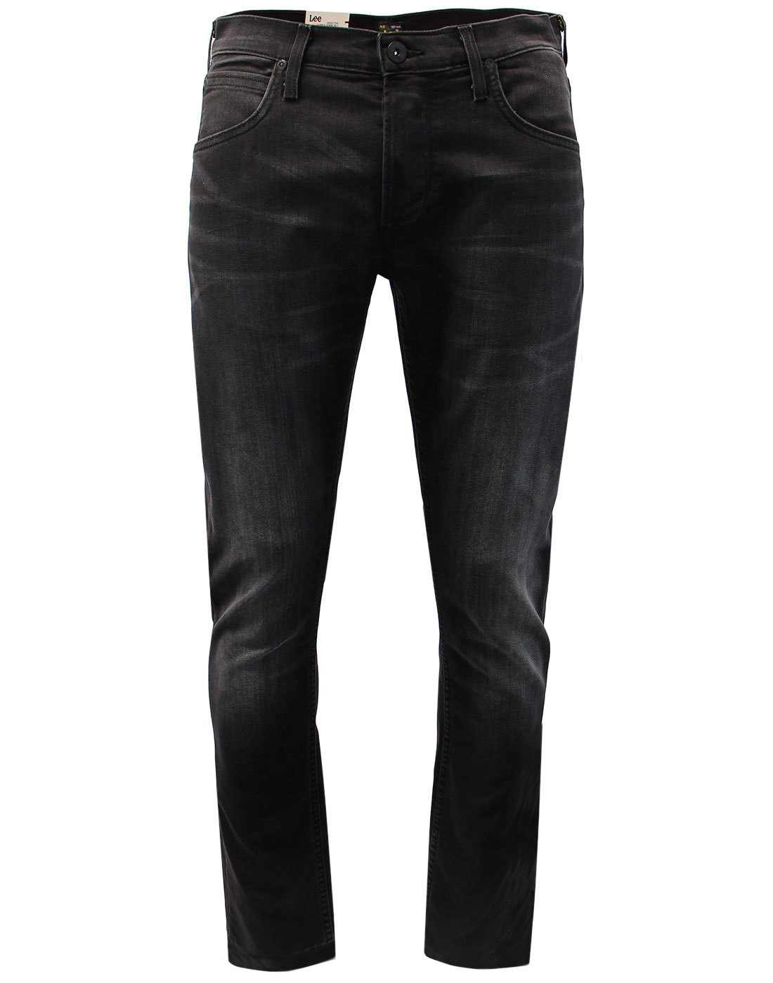 Daren LEE Mod Regular Slim Indigo Denim Jeans (BF)