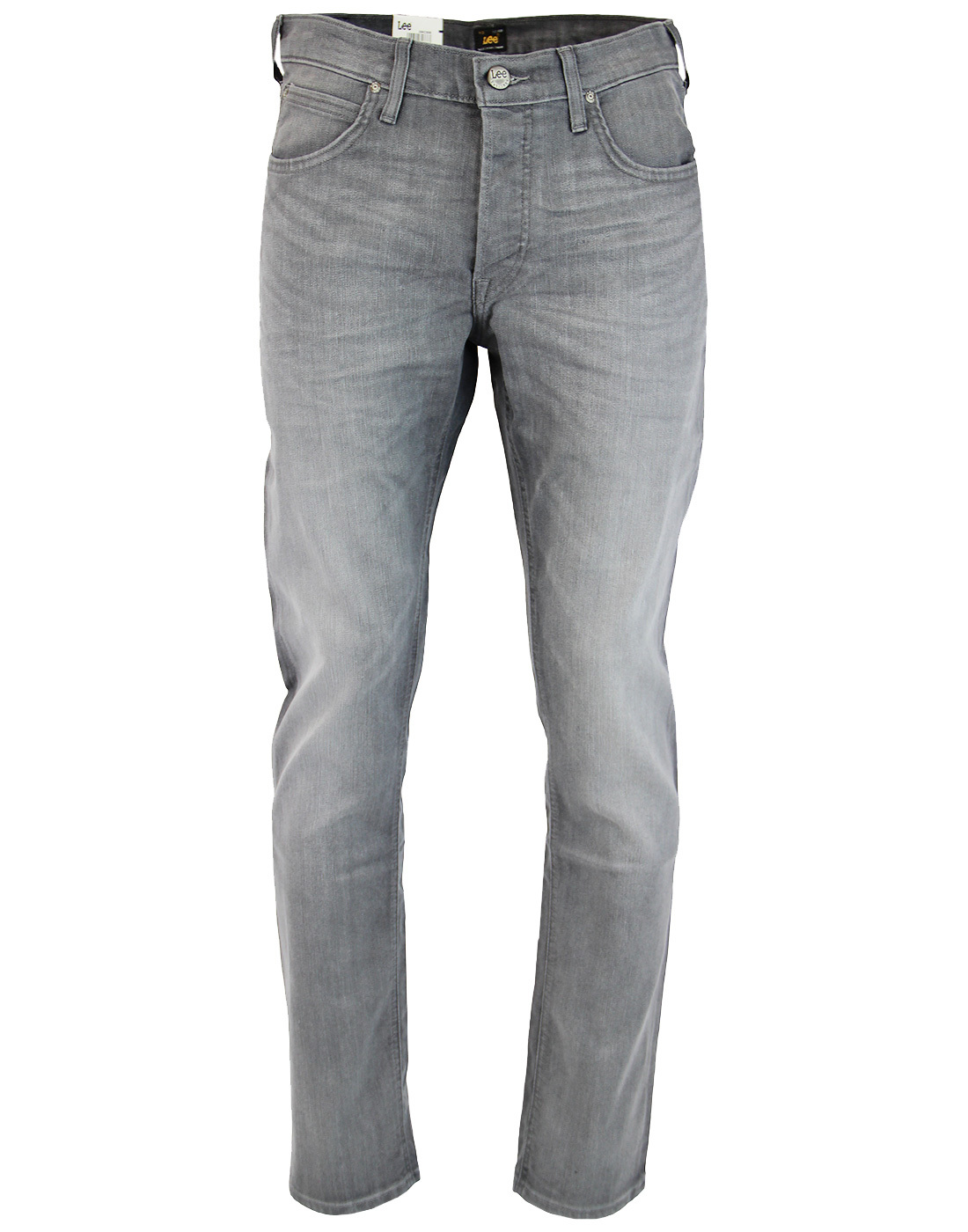 Daren LEE Retro Slim Leg Storm Grey Denim Jeans