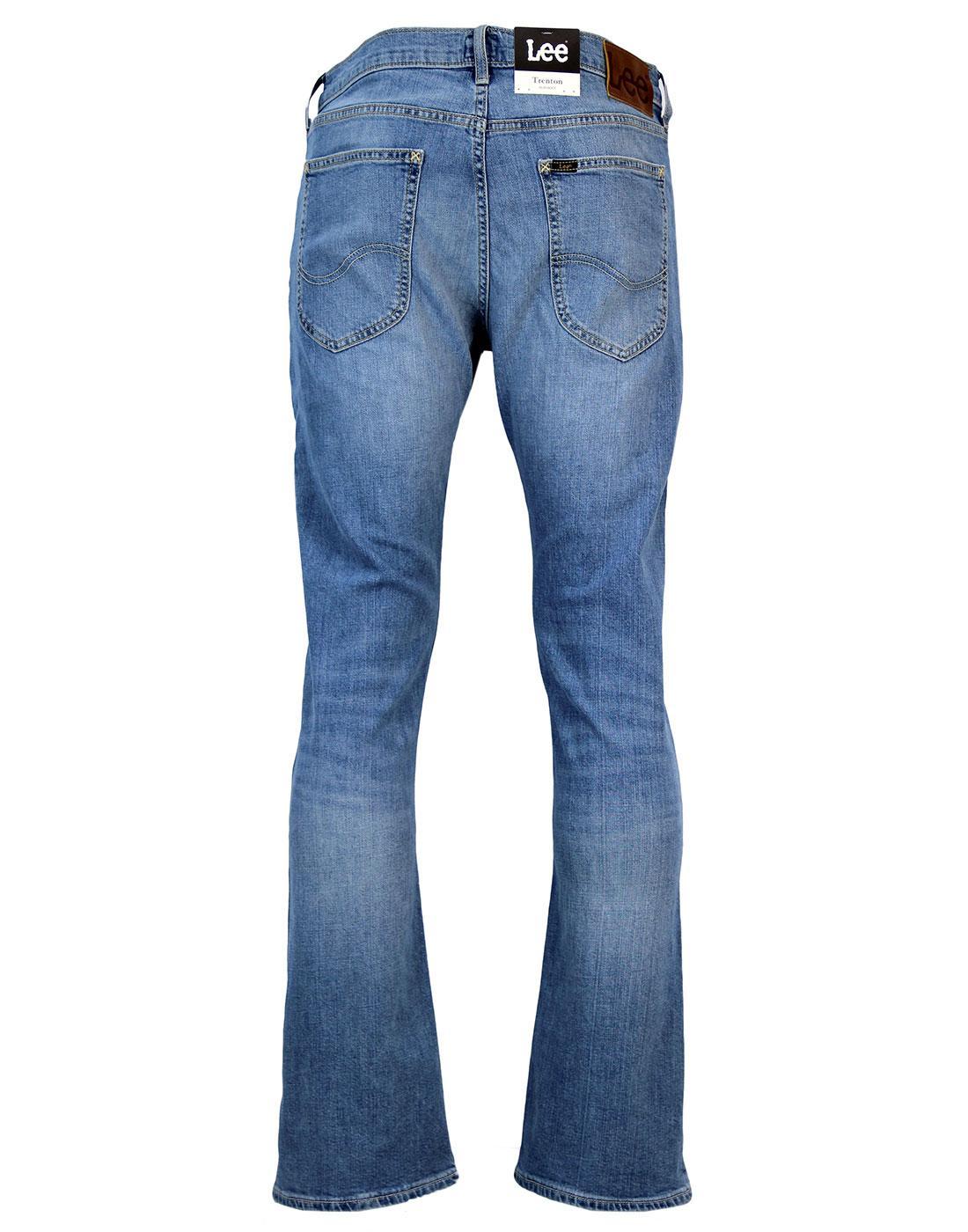 Denim Ocean Lee Jeans Bootcut Retro Mod Trenton Caribbean 1970s rCQxtsdh