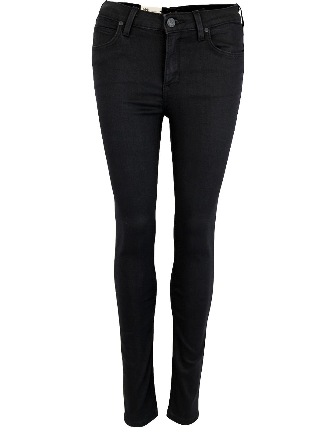 Jodee LEE Super Skinny Black Rinse Denim Jeans