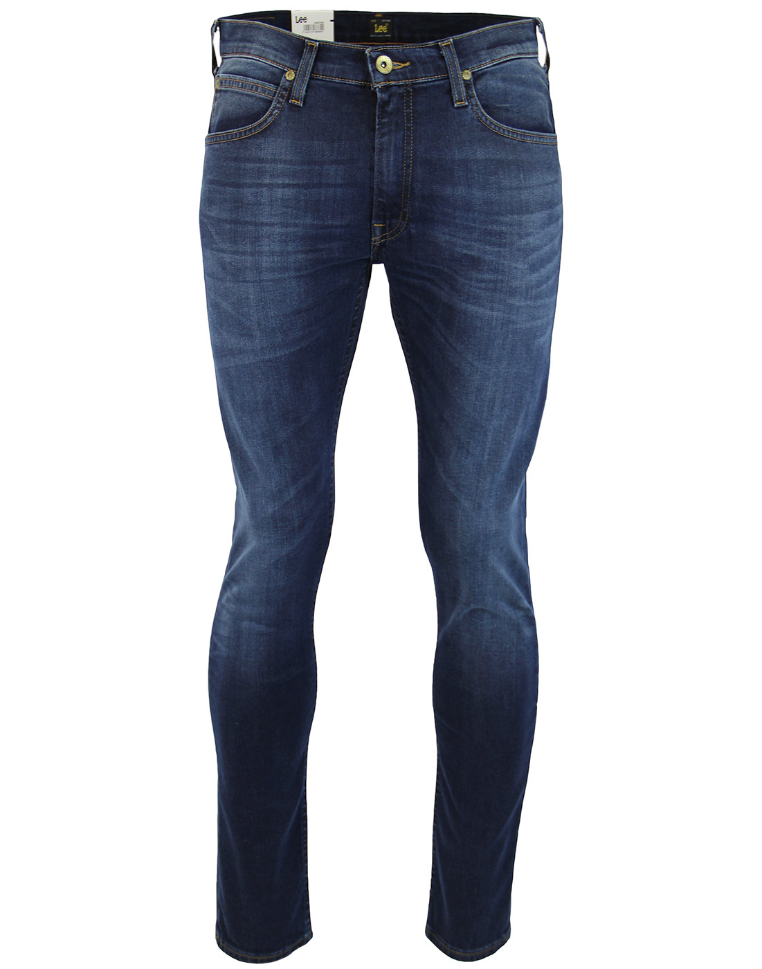 ad459ae4 Luke LEE Men's Retro Mod Slim True Authentic Denim Jeans