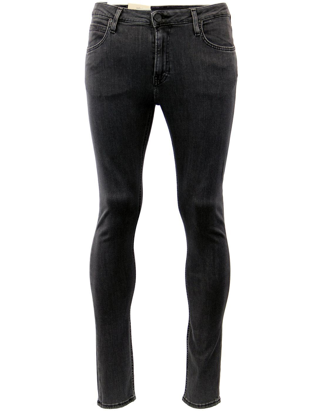 Malone LEE Retro Indie Mod Skinny Denim Jeans
