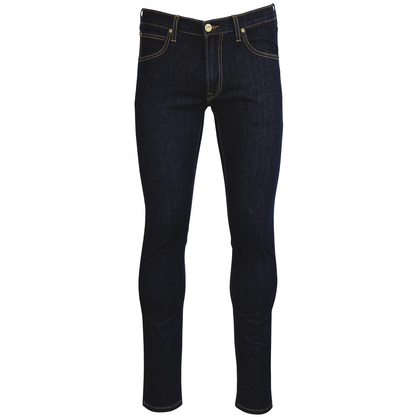 Luke LEE Slim Tapered Retro Mod Denim Jeans RINSE