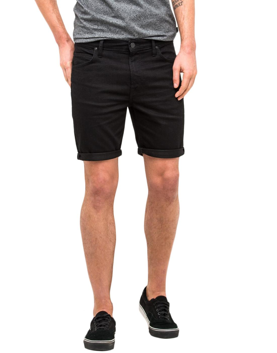 Rider Shorts LEE JEANS Retro Denim Shorts Black