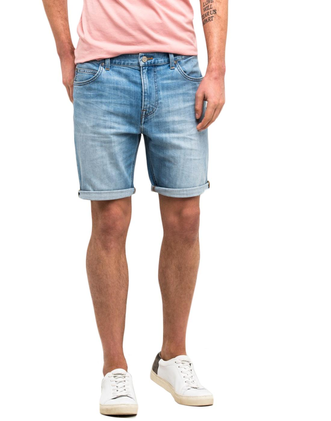 Rider Shorts LEE JEANS Retro Denim Shorts -Kick It