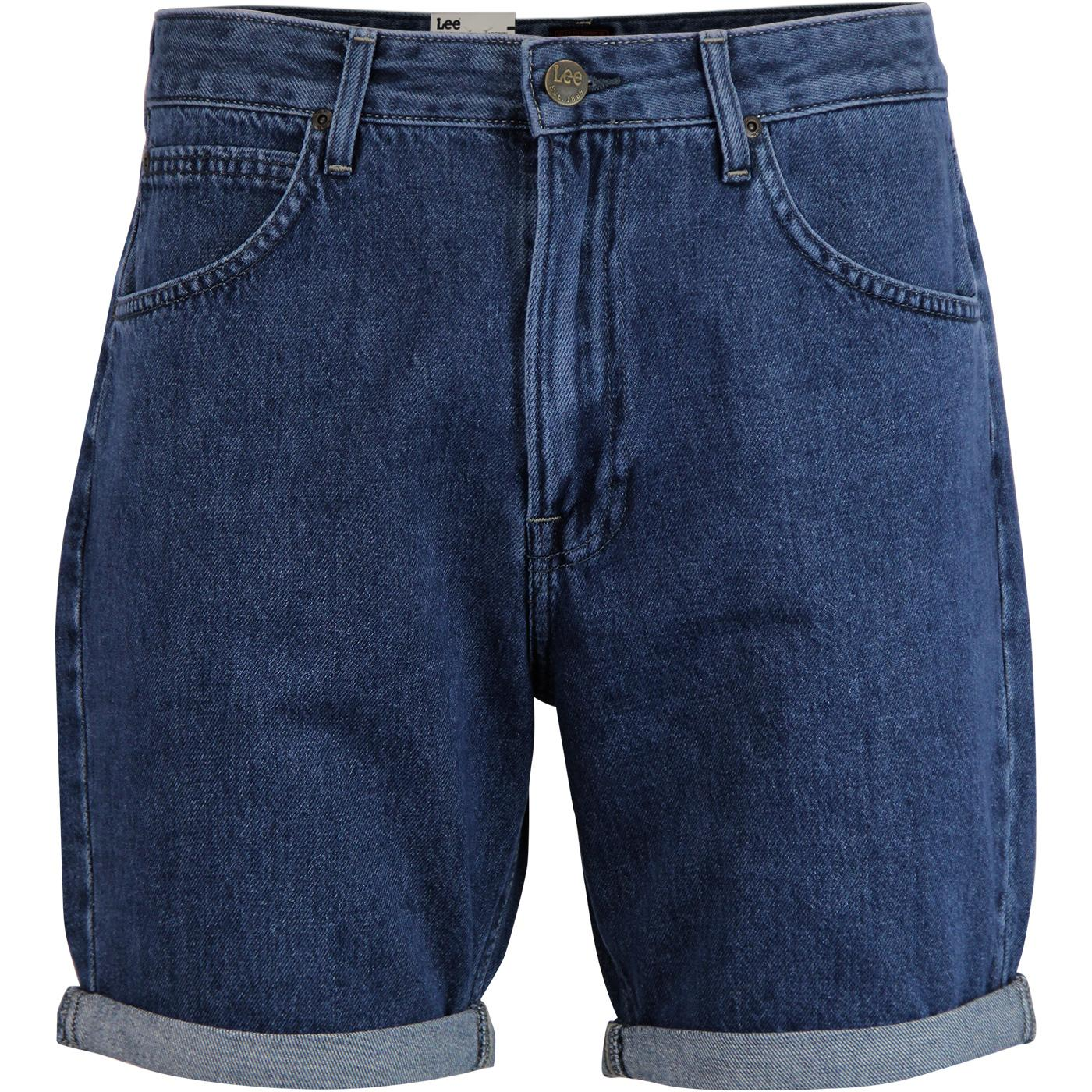 Pipes LEE JEANS Retro Tapered Denim Short TIC