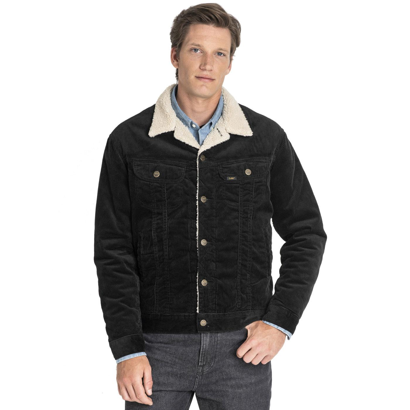 Sherpa Rider LEE JEANS Retro Western Cord Jacket B