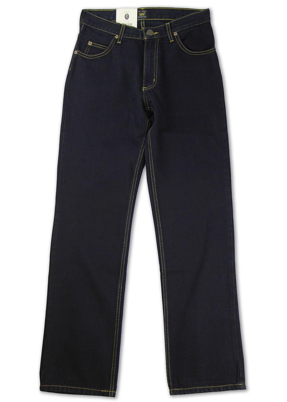 Brooklyn LEE Retro Comfort Fit Denim Jeans BB