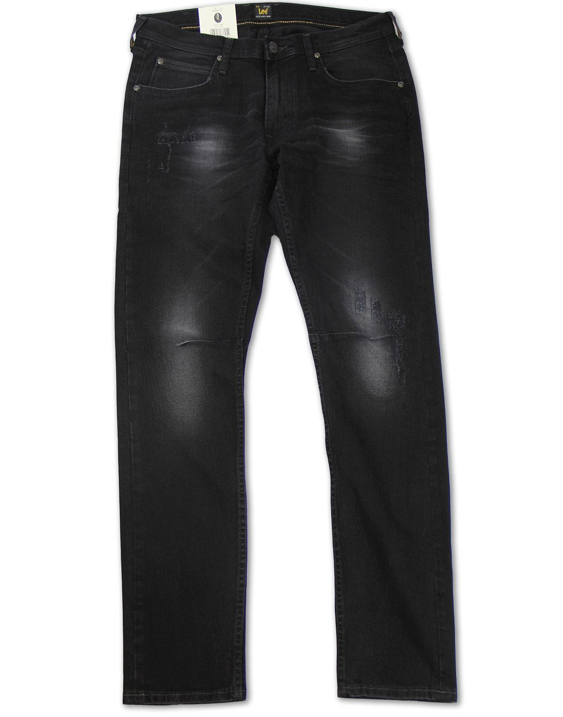 LEE Luke Dart Retro Trashed Slim Tapered Jeans
