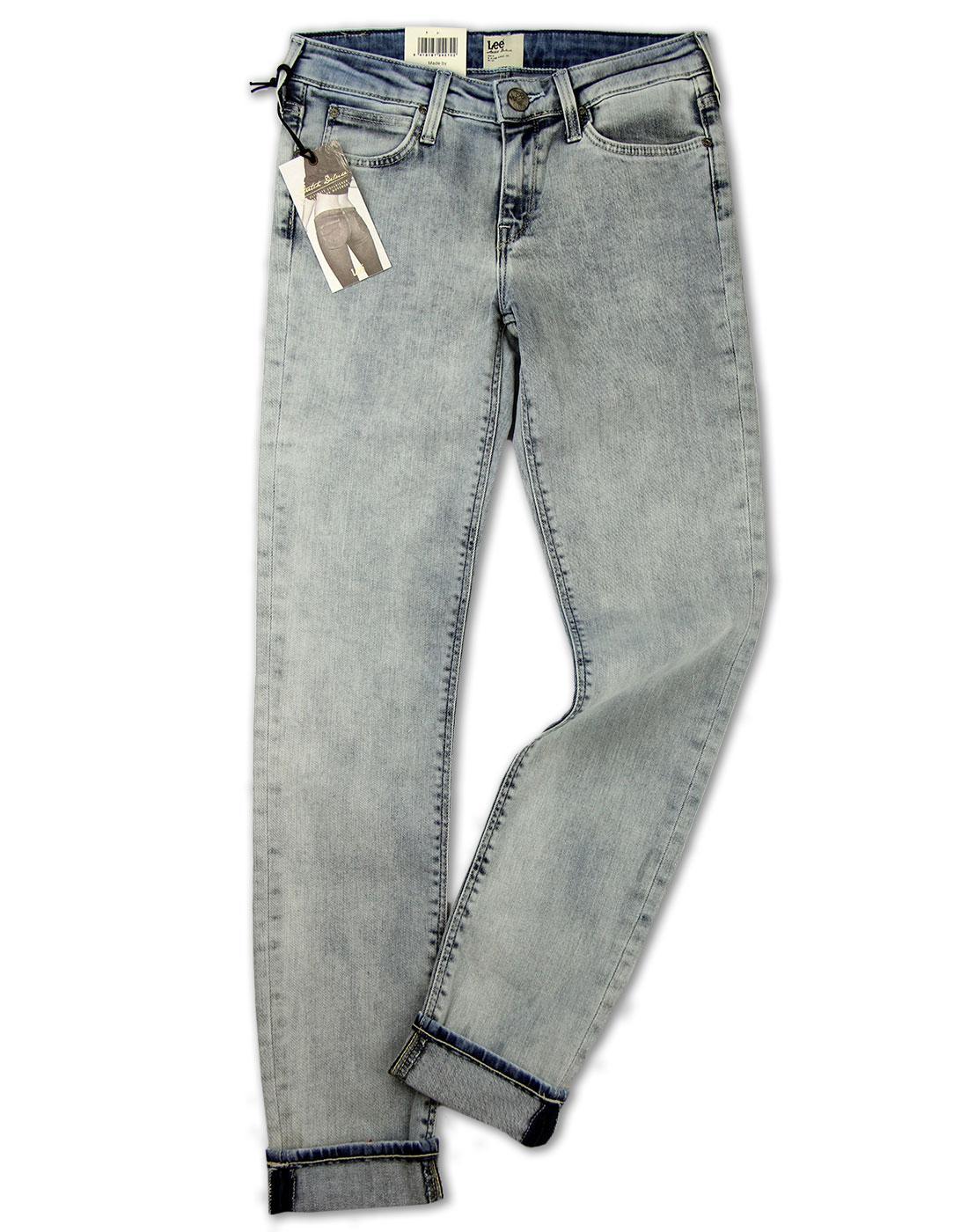 Scarlett LEE Stretch Deluxe Retro Skinny Jeans BW