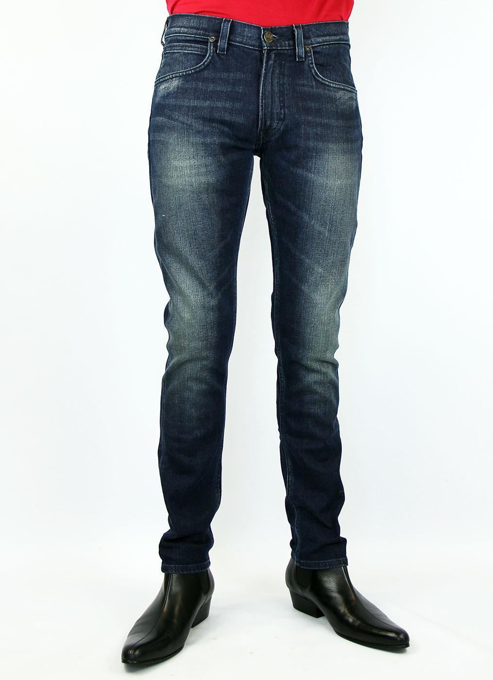 Luke LEE Jeans Retro Slim Tapered Indie Jeans DR