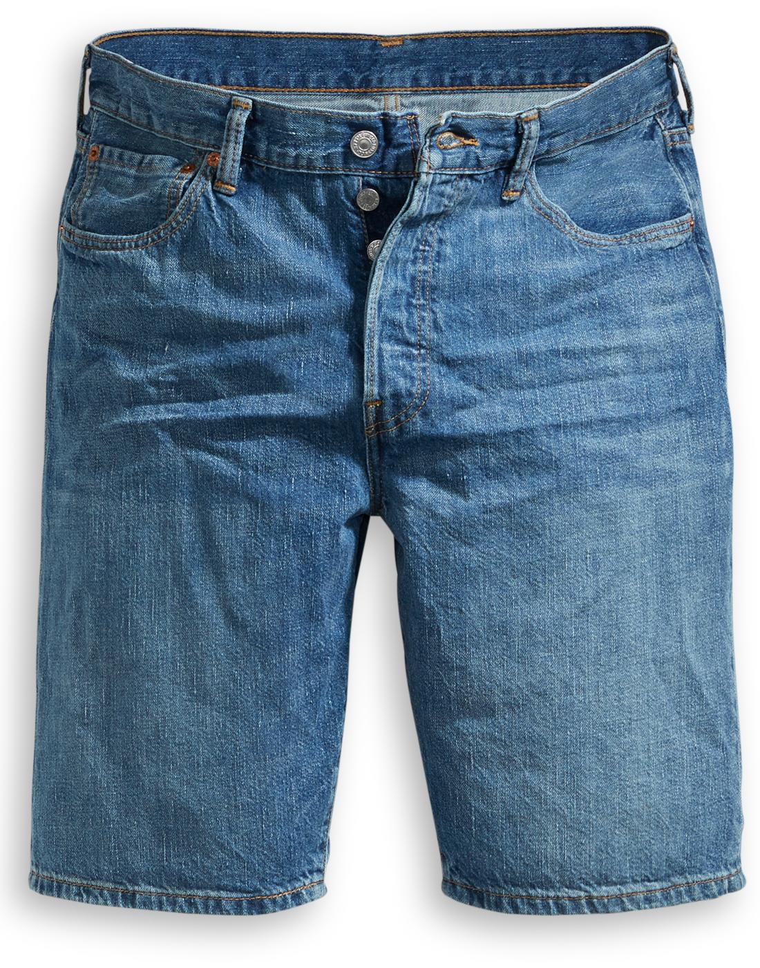 LEVI'S® 501 Men's Hemmed Denim Shorts LOVIN SOUND