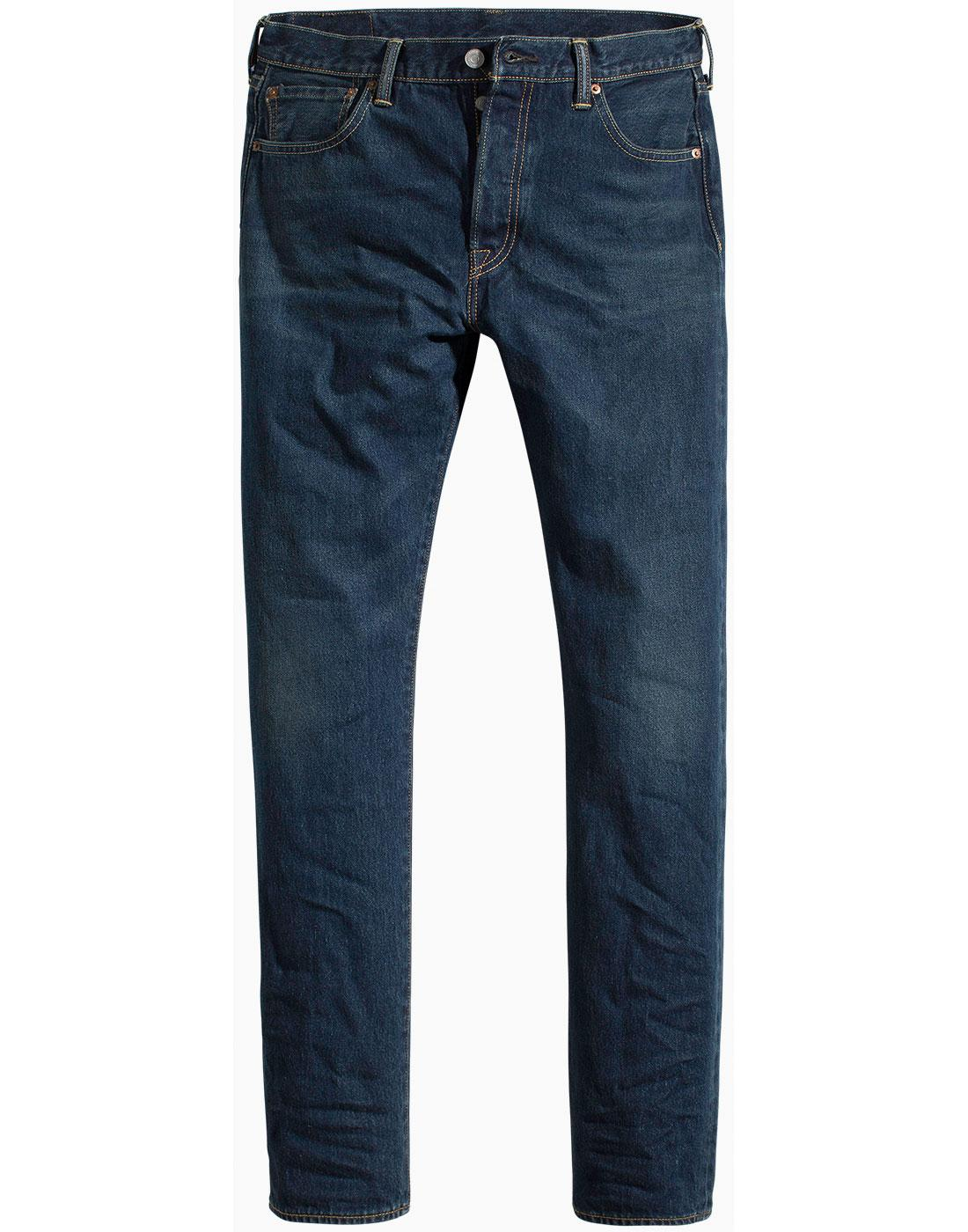 ccff27abae2fe LEVI S 501 Retro 60s Mod Original Fit Straight Jeans Canal Street