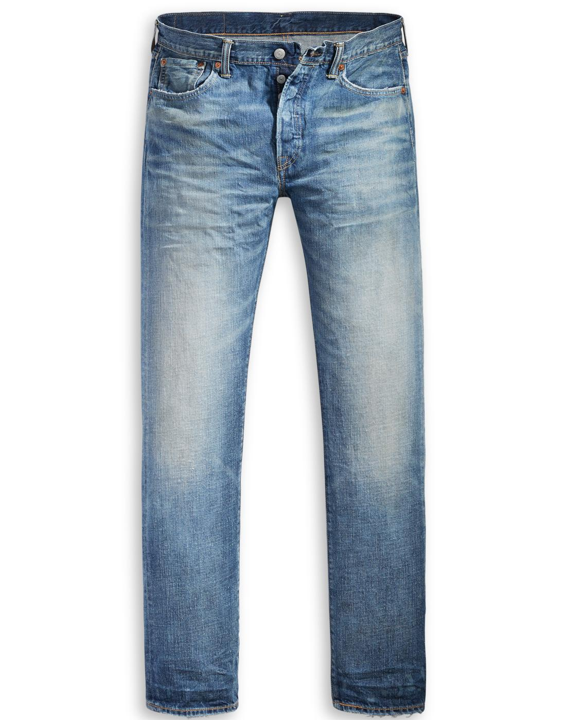 LEVI'S 501 Original Straight Jeans THE PATTERSON
