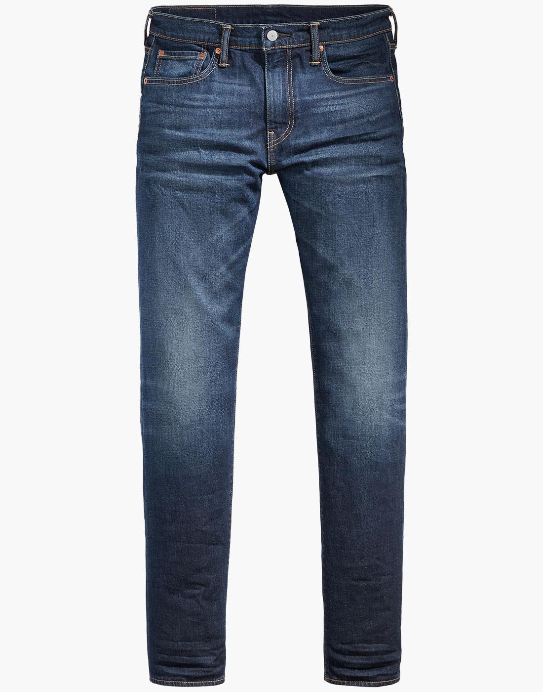025ad1baa23 LEVI'S 502 Men's Retro Mod Regular Tapered Jeans in City Park