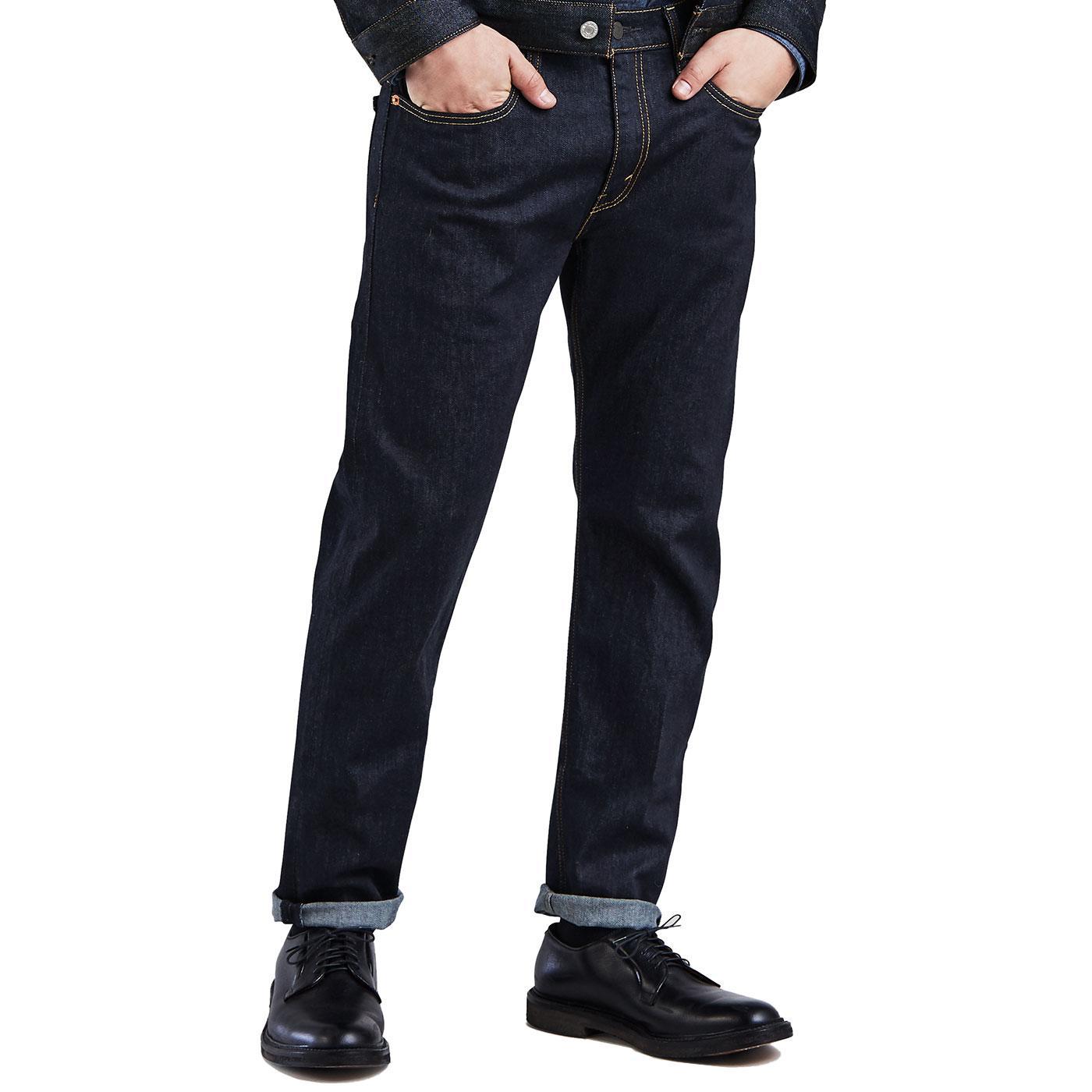 LEVI'S 502 Taper Fit Denim Jeans (Rock Cod)