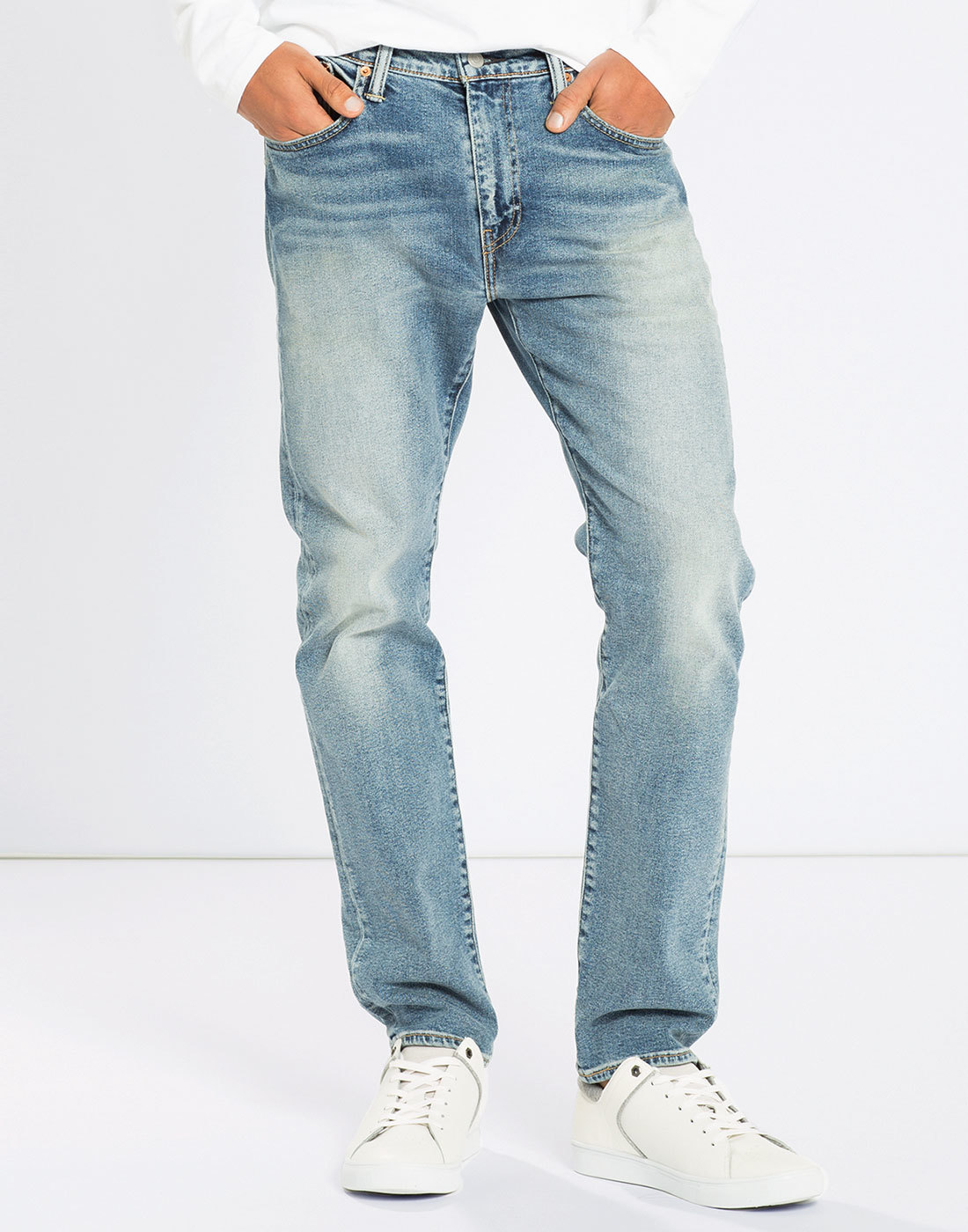 LEVI'S® 502 Mod Regular Tapered Denim Jeans MACOMB