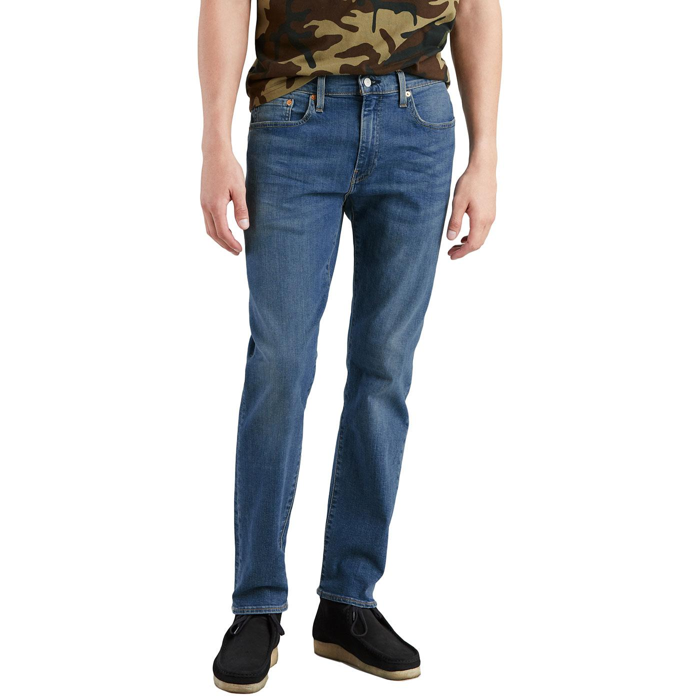 LEVI'S 502 Regular Taper Mod Jeans CROCODILE ADAPT