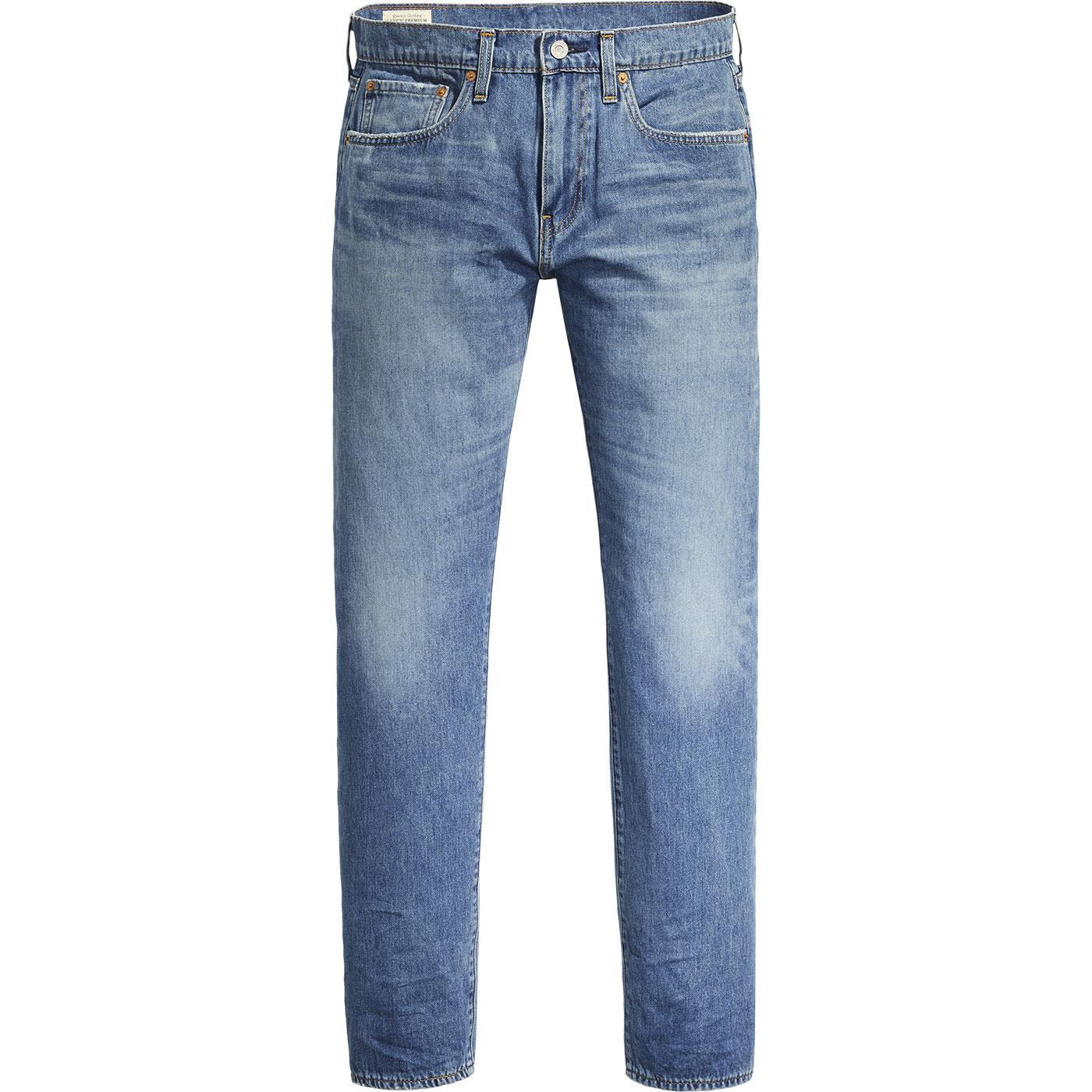 LEVI'S 502 Taper Fit Stretch Jeans (Ocala Park)