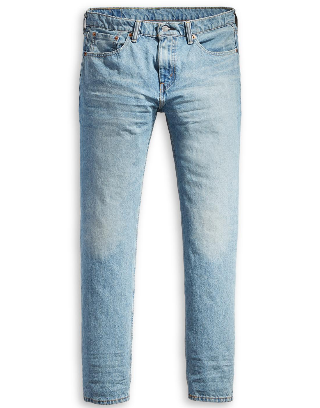 ef94ce3aee3865 LEVI'S 502 Men's Retro Mod Regular Tapered Jeans in Blue