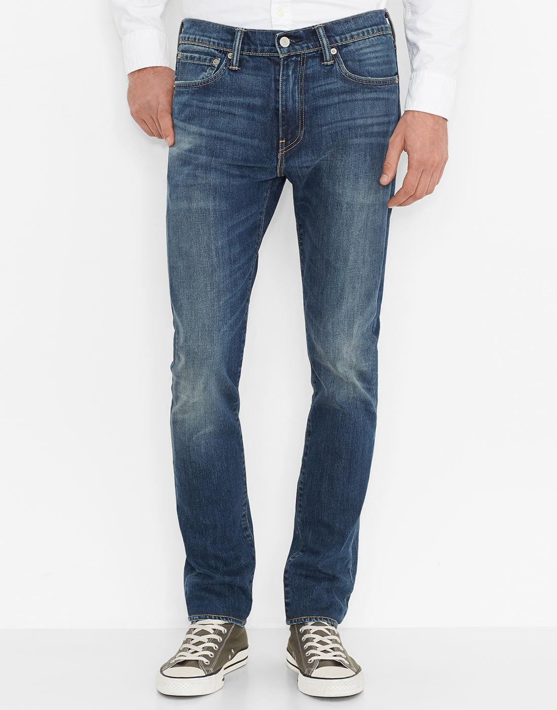 LEVI'S® 510 Retro Mod Skinny Jeans - Blue Canyon
