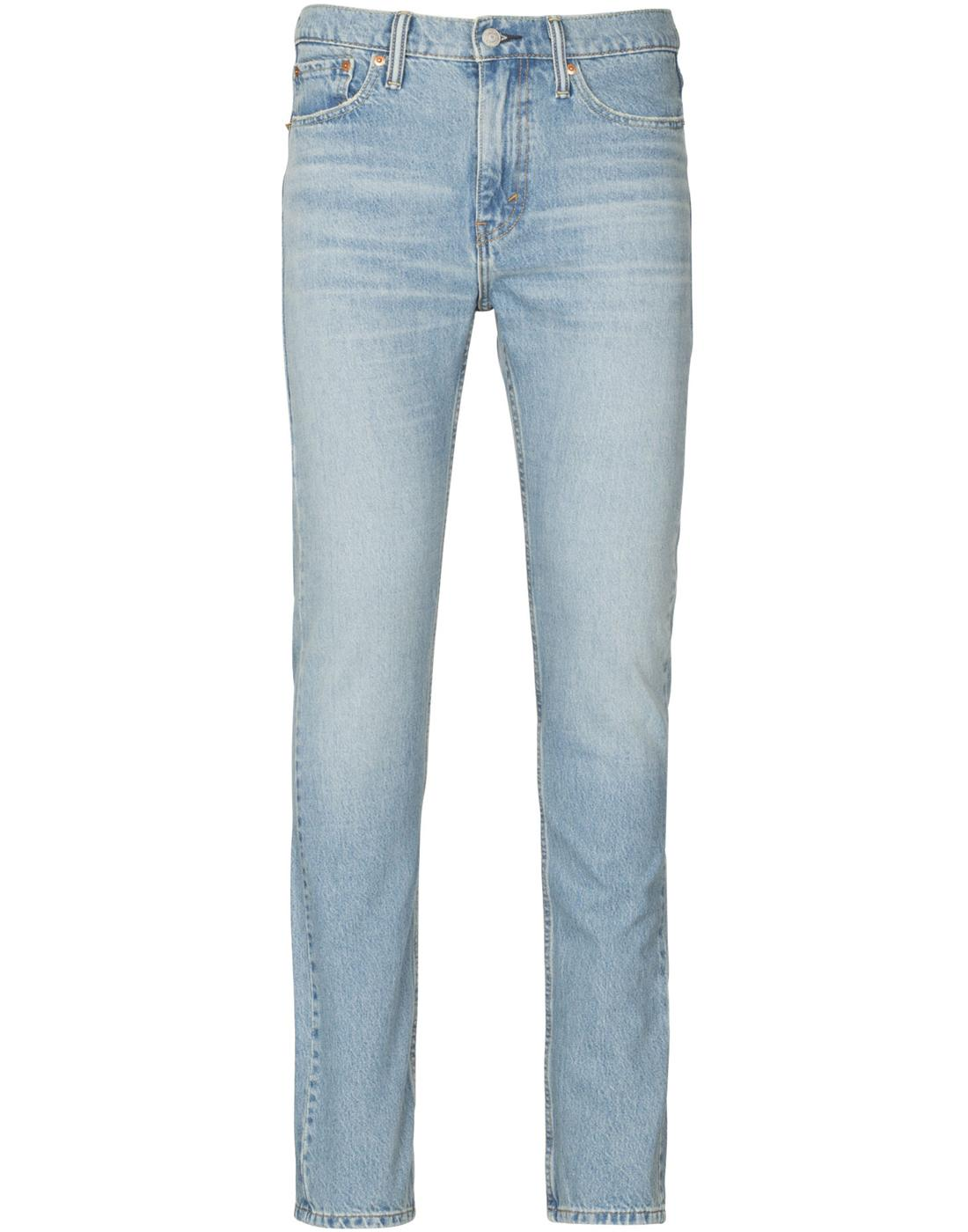 0f17653a LEVI'S 510 Retro Indie Mod Skinny Fit Jeans in Gingham Warp
