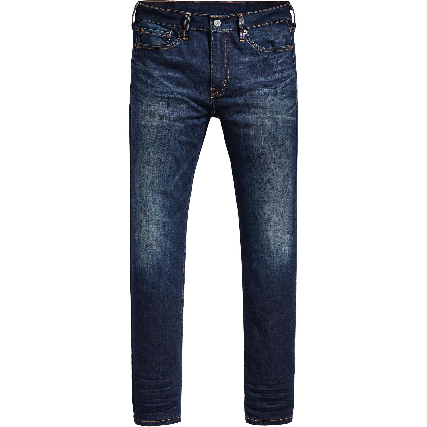 LEVI'S 510 Retro Mod Skinny Jeans (Irish Sea Cool)