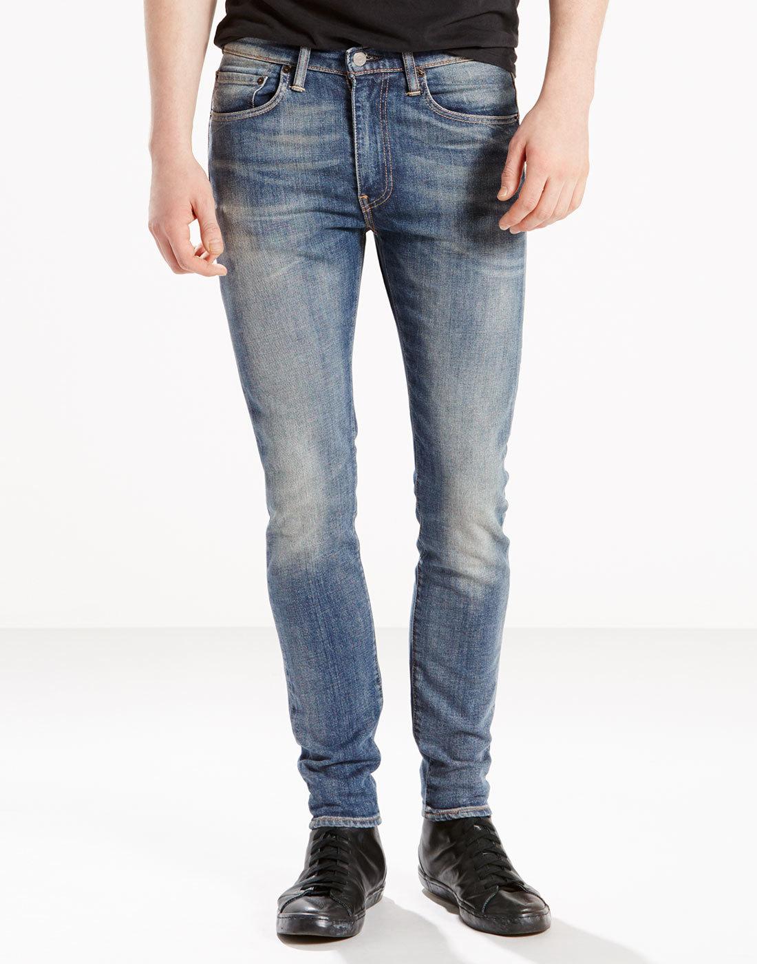 LEVI'S® 519 Retro Extreme Skinny Jeans WILDERNESS